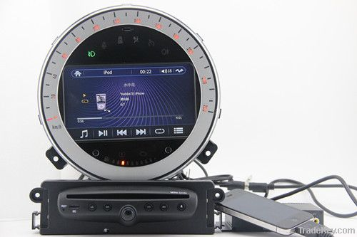 ZESTECH Car dvd gps For BMW Mini Cooper car dvd gps with touch screen