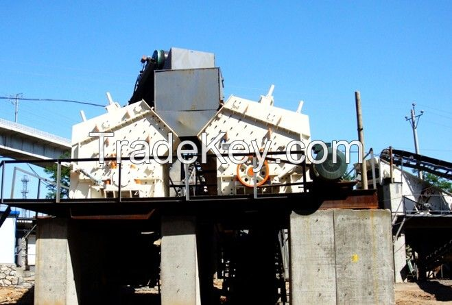 Impact Crusher (PF-1010 / PF-1210 / PF-1214) stone crusher