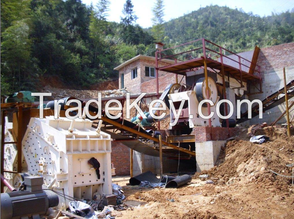 Mining Stone Crushing Machine Jaw Crusher