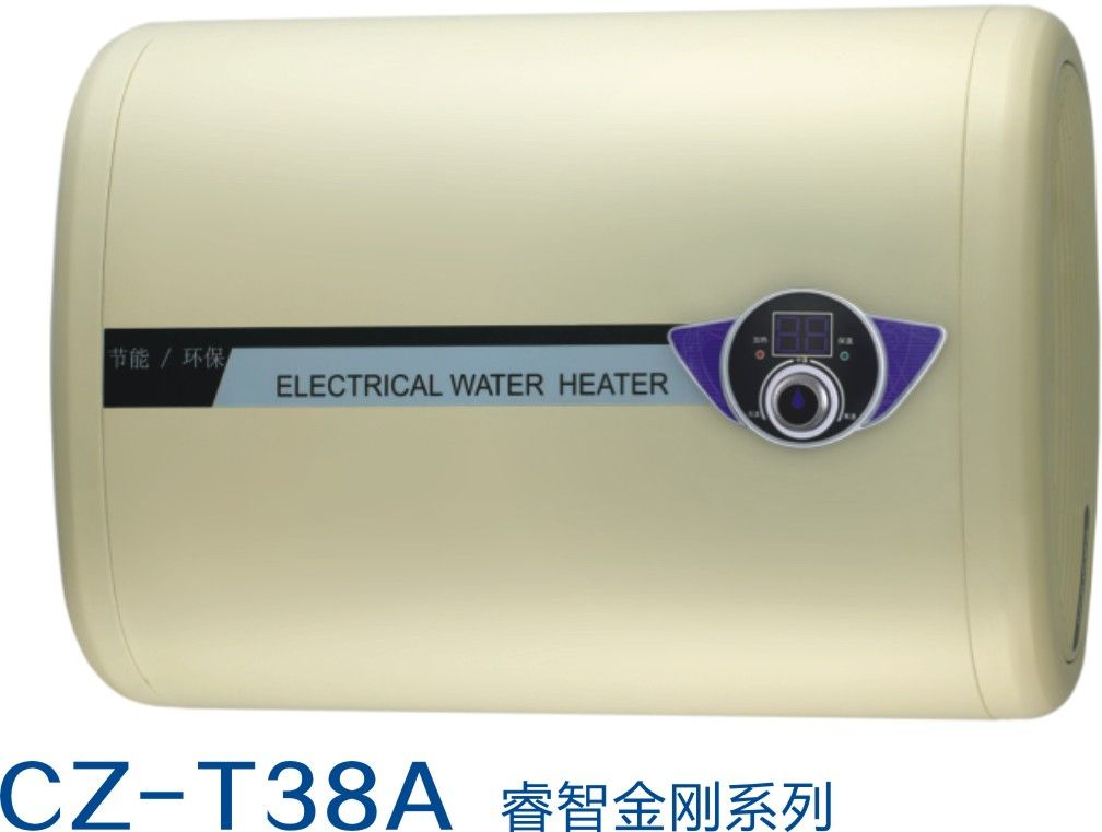Electric Water Heater with CE, 30-100L