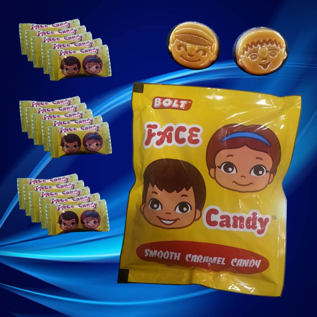 Confectionery Items - Candies, Chewing Gums, Bubble Gums, Chocolates and Lollipops.