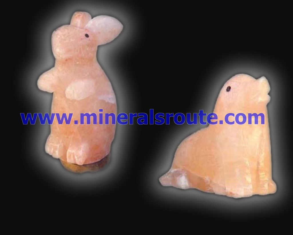 Animal Shape Salt Lamps