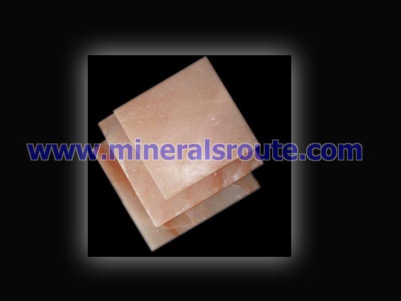 Cookware Salt Tiles and Bricks