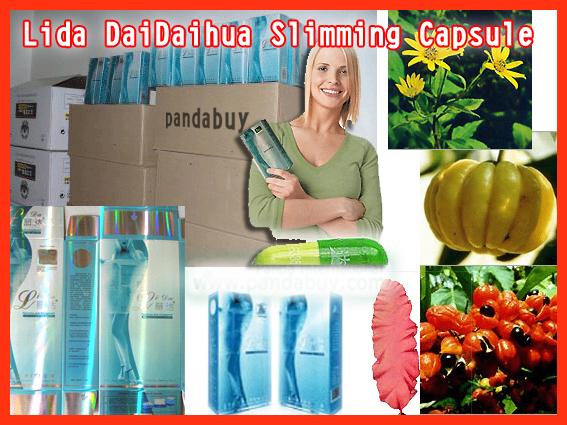 Lida DaiDaihua Slimming Capsule