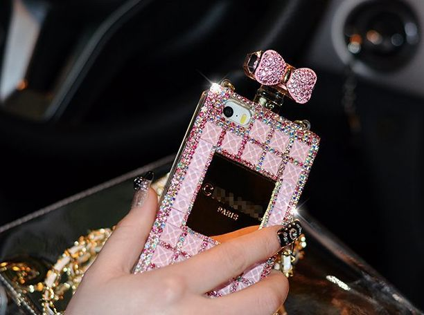 Perfume bottle! brand-new designed cases for iphone