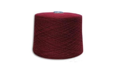 acrylic cotton blended knitting yarn