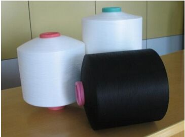 recycle cotton polyester blended yarn