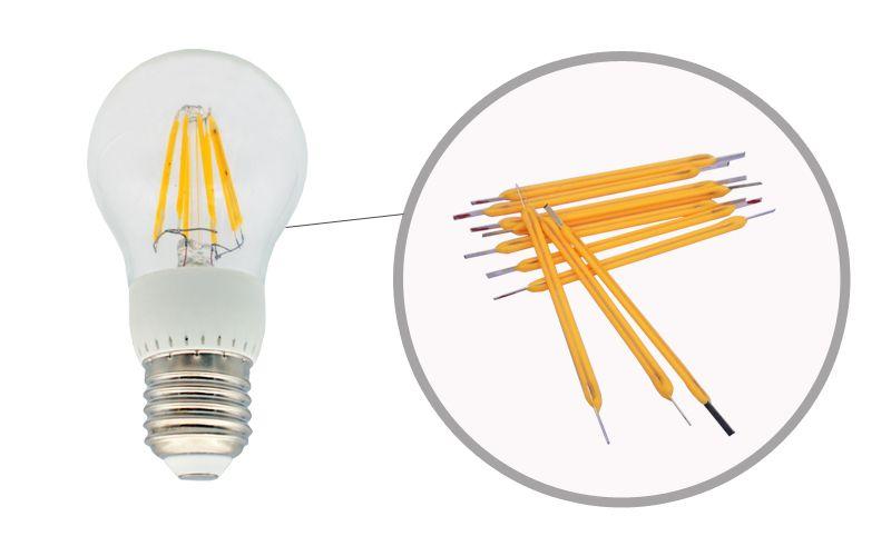 Germany IS Test Machine 2700~6000K Led Light Filament Factory