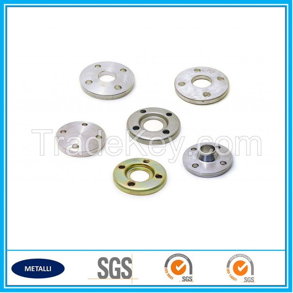 Precision sheet metal stamping and drawing part