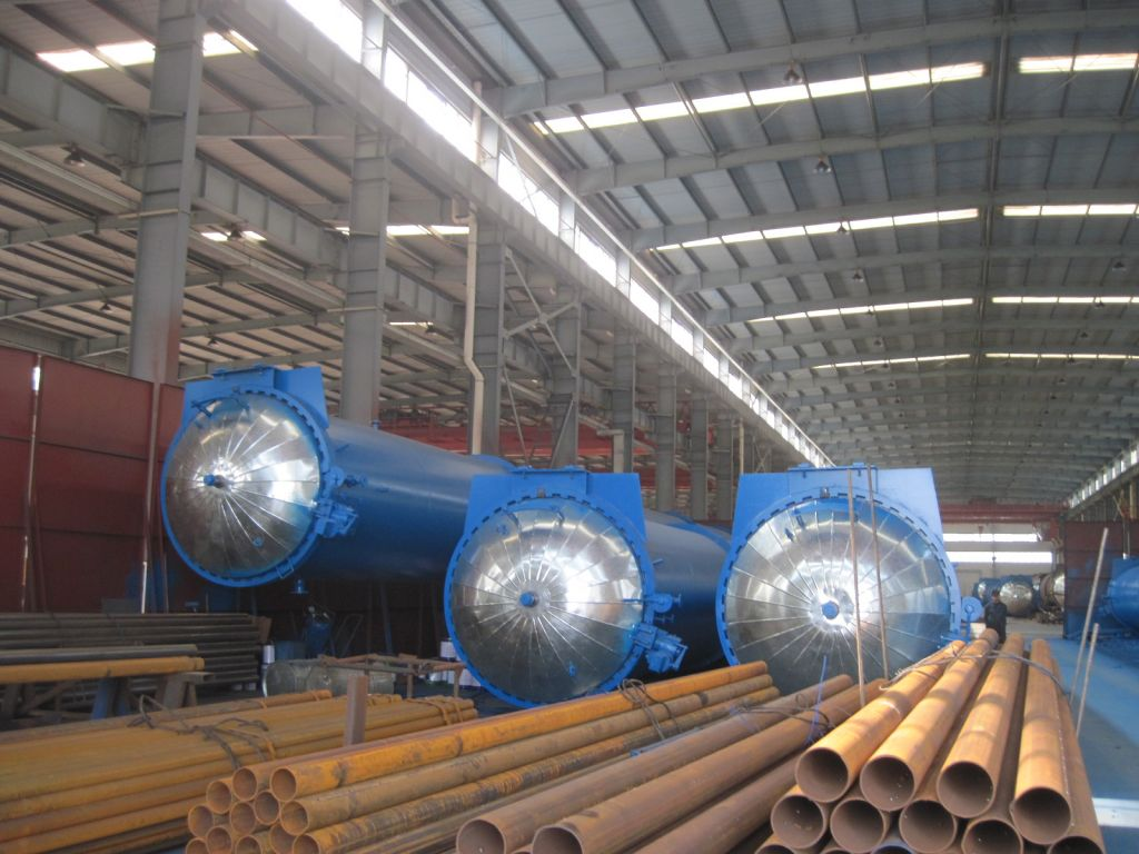 AAC brick production line
