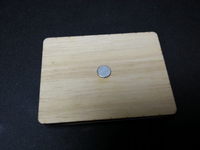 Wood craft Keychain