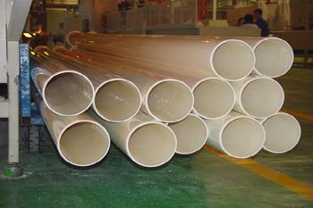 Ginde PVC-U water supply pipelines