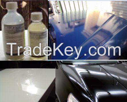 Stone-Hard, Mirror Effect, Crystal Clear Scrach Proof Nano Ceramic Coatings