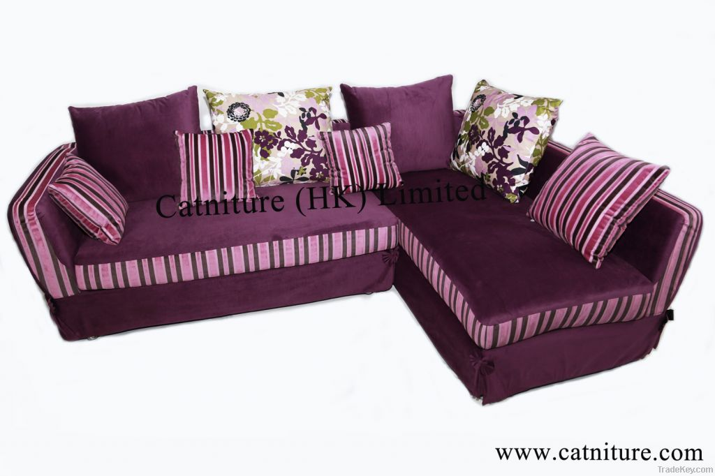 2014 modern design colorful living room sofa furniture set