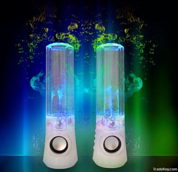 2014 best design big dancing water speaker