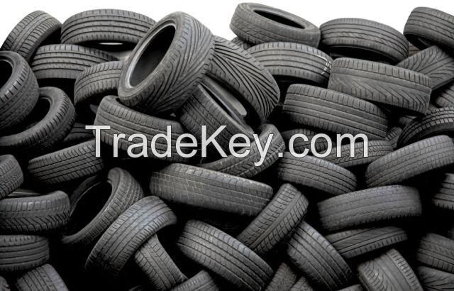 Used Tyre/Tire Bales Exporter
