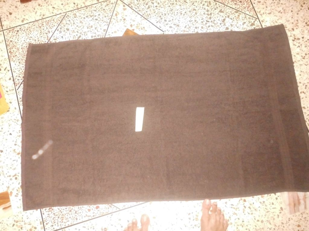 bath towel B grade
