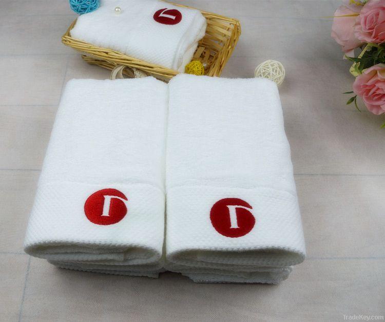 Luxury star hotel bath towels