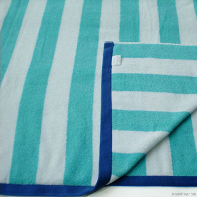 100%Cotton Stripe Beach Towels
