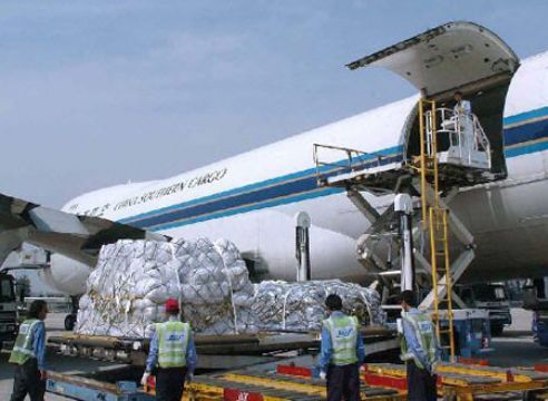 Air Cargo Service to Europe
