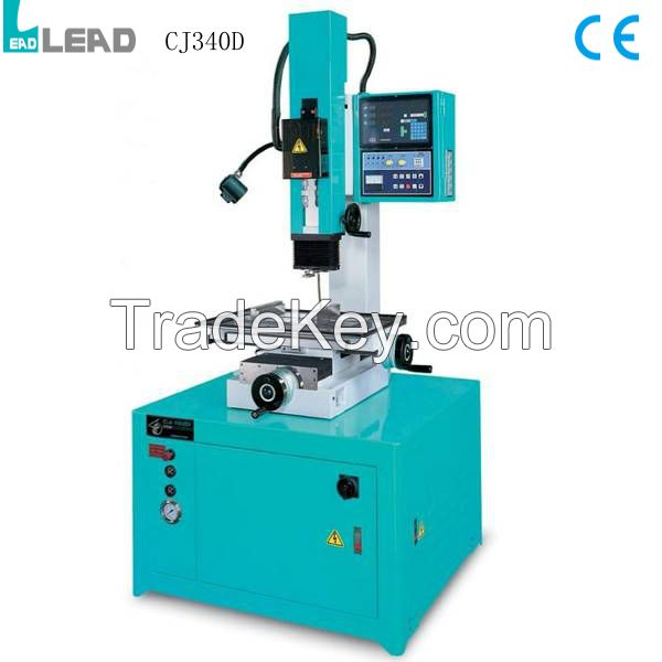 cnc edm small hole drilling machine