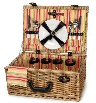 wejoin wholesale wicker picnic basket