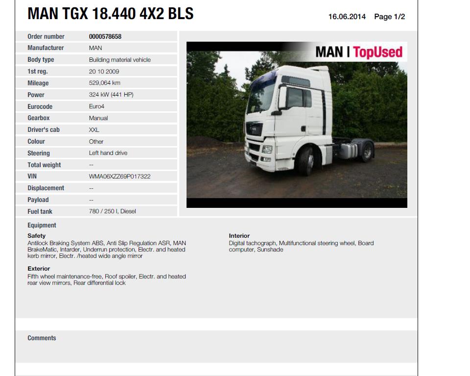 Man Trucks