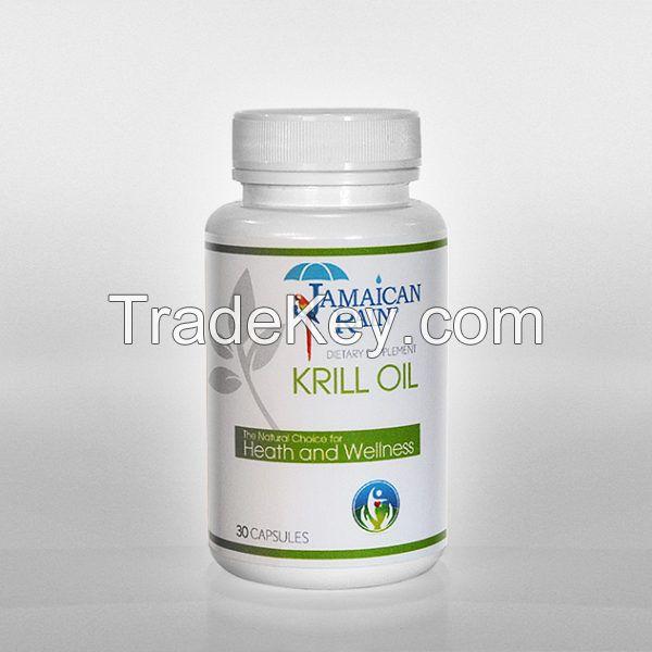 KRILL OIL 500 MG Capsule NON-GMO Formula