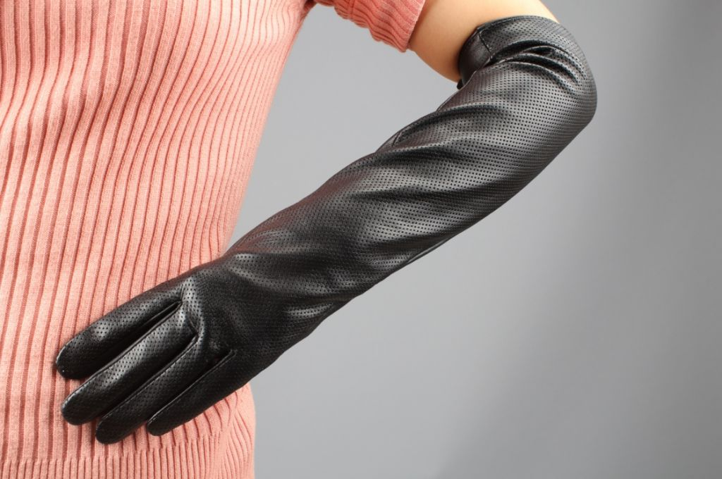 2014 New Fashion Glove Hot Sell Genuine Leather YG3005N