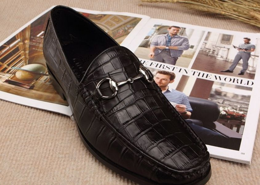 wholesale  ltaly men brand leather shoes oxford bussiness shoes