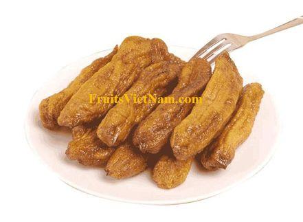 Sliced Dried Banana