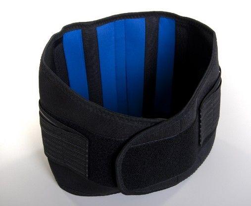 Double pull Lumbar Support Belt
