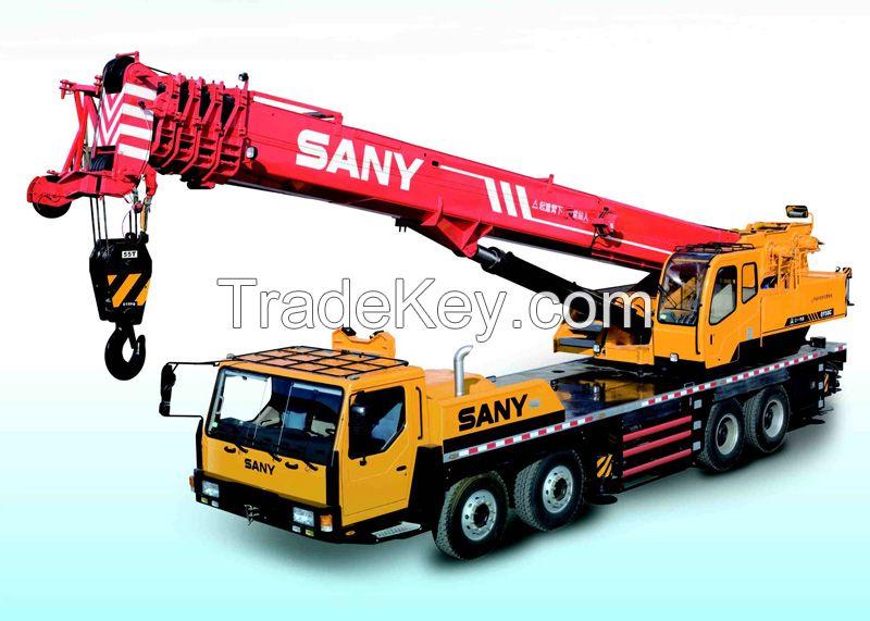 Sany 50 Ton Mobile Truck Crane