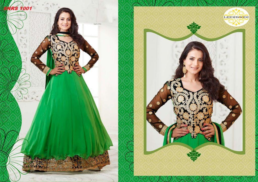 Sarees And Salwar Suit