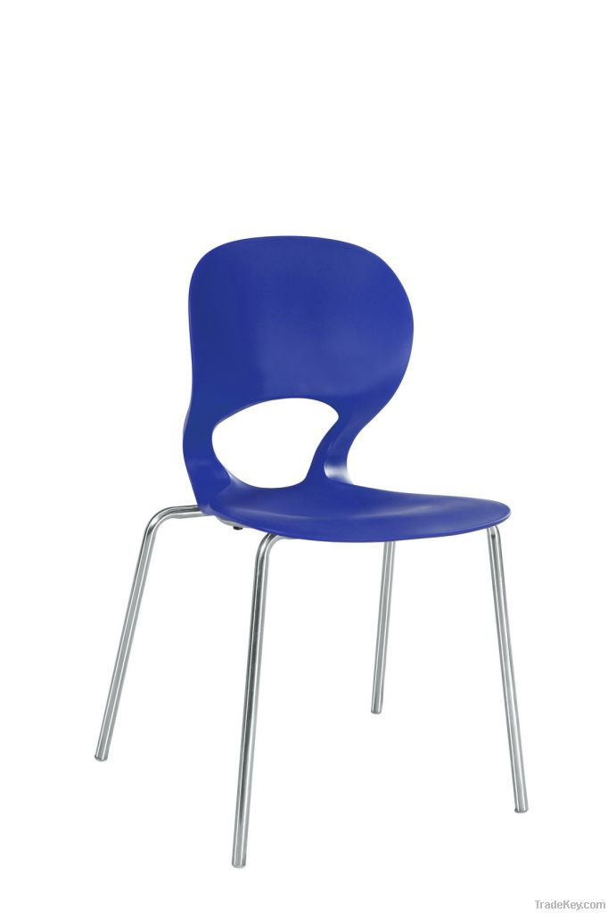 cheap wholesale plastic living room simple style chair/dining chairs