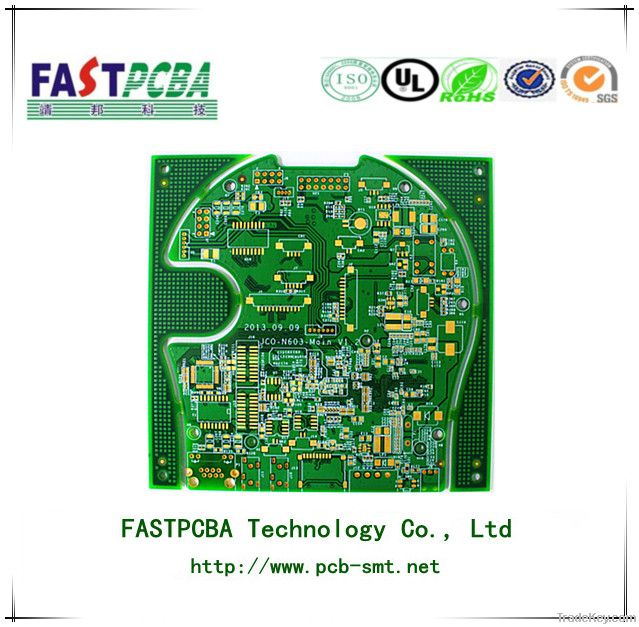 China high quality multilayer fr4 pcb
