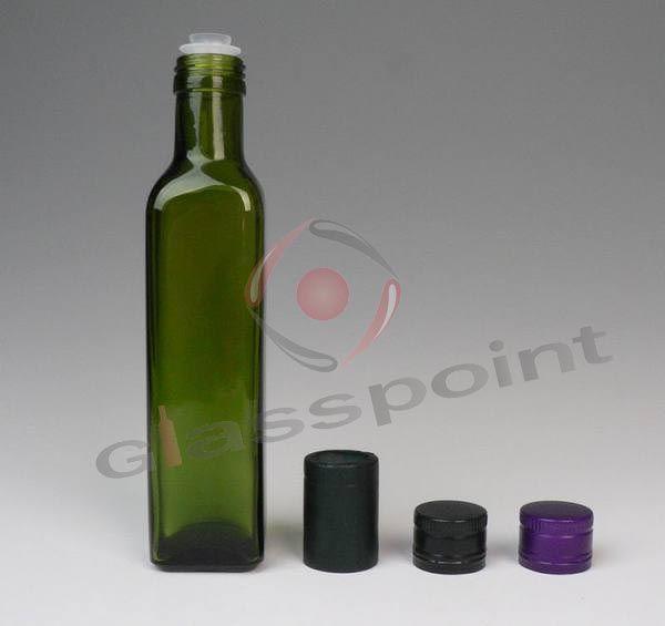 Dorica/Marasca Bottles for olive oil
