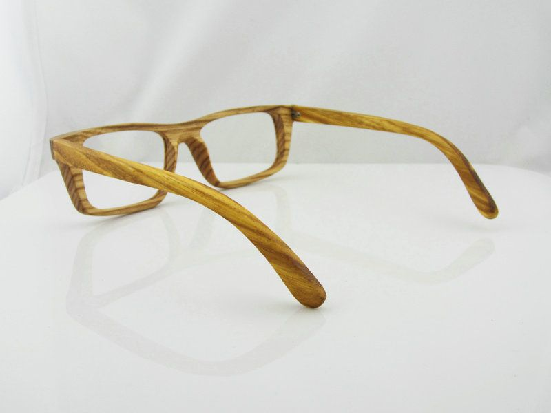 wooden sunglasses, optical frame, fashion style MYR005