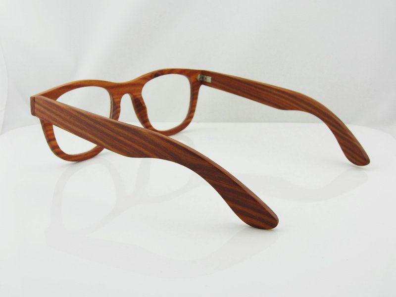 wooden sunglasses, optical frame, fashion style MYR001