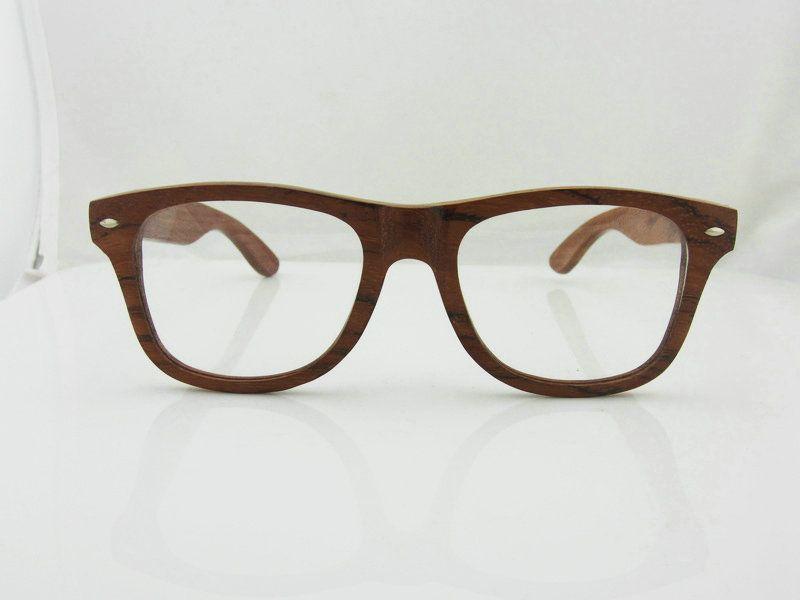 wooden sunglasses, optical frame, fashion style MYR007