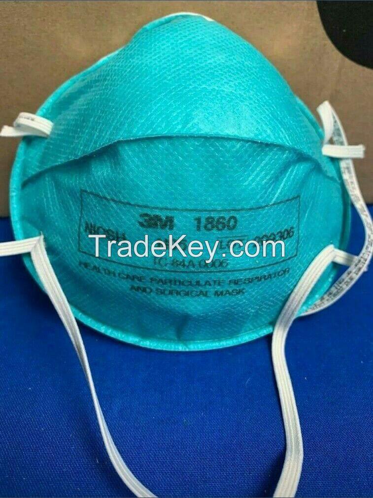 3M N95 #1860 Masks