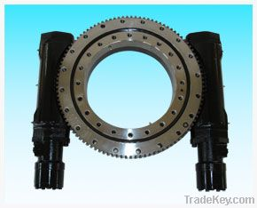 slewing bearing and slewing drive