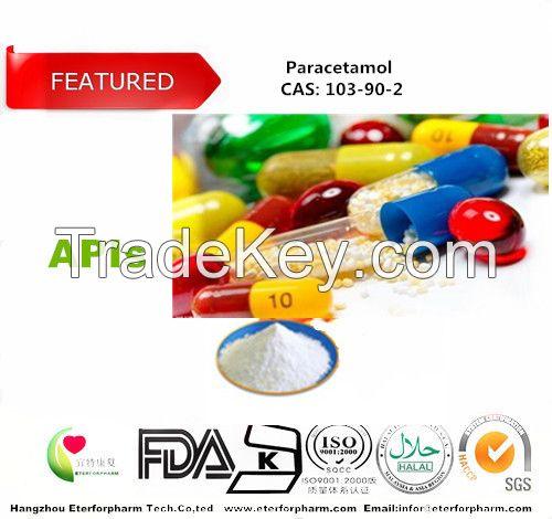 Paracetamol Pharmaceutials Ingredients