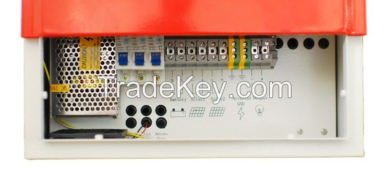 384V 80A MPPT Solar battery charger Controller