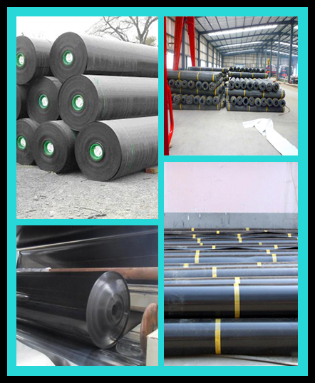HDPE geomembrane pond liner high quality