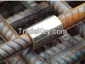 rebar parallel thread coupler