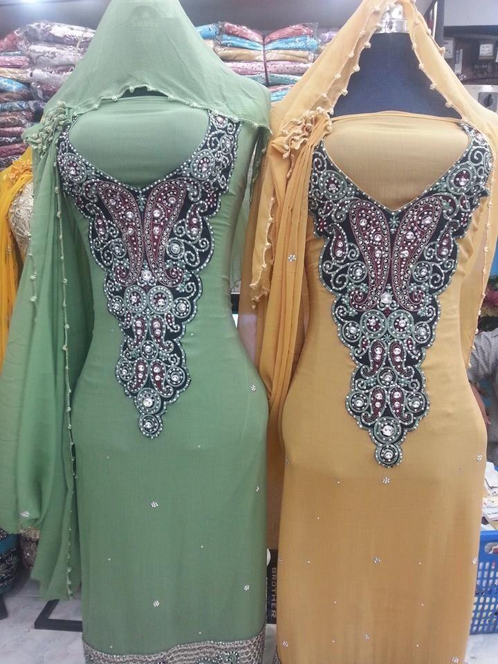 Ladies shafoon suits