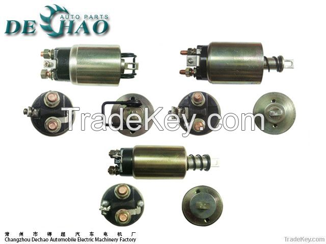 Solenoid Switch HI Series