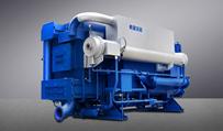 Steam-fired LiBr Absorption Chiller