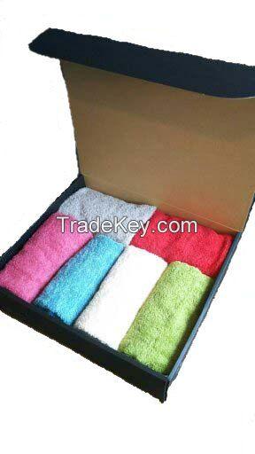Towel bath robes bar mops